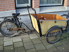 carrinho de nenem - Amsterdam style!