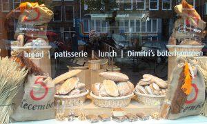 A Holanda e os pães