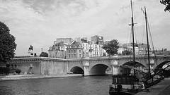 Rio Sena e Ile Saint Louis