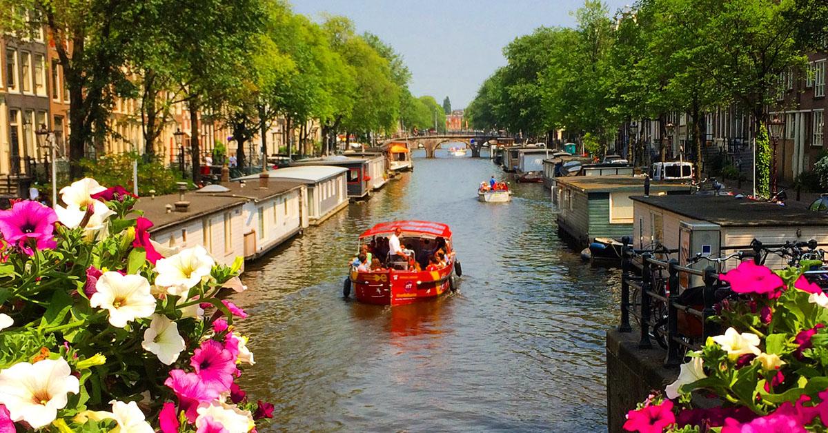 Resultado de imagem para Amsterdam
