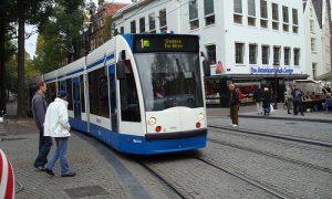 Transporte público na Holanda: o tram