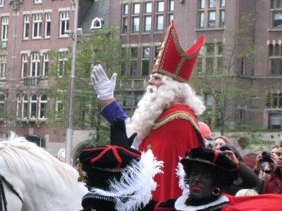 Hoje é dia de Sinterklaas – datas festivas na Holanda