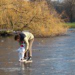 Febre dos patins toma a Holanda e todos torcem pela Elfstedentocht