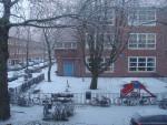 Oudjaar – o dia 31 de dezembro foi branco em Amsterdam