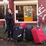 Como alugamos um cantinho em Amsterdam