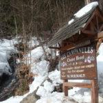 Ao redor do lago II: Les Houches e chalé alpino