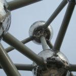 Foto do dia – Atomium e um mundo maior