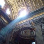 Foto do dia – Luz no Vaticano