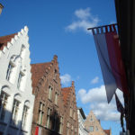 Foto do dia – casa em Bruges
