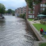 Foto do dia – Pescando no canal