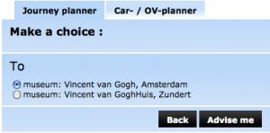 Como calcular rotas em Amsterdam e na Holanda