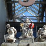 Castigatio, antiga entrada da prisão de Amsterdam