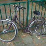 Bicicletas em Amsterdam: vandalismo, roubo e reciclagem de bikes