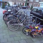 Pedal na Holanda: de pai pra filho