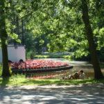 Casais no Vondelpark: é primavera!
