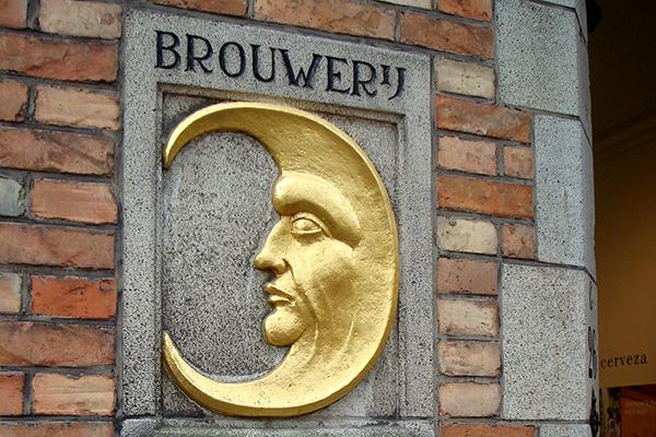 Bruges: Cervejaria De Halve Maan