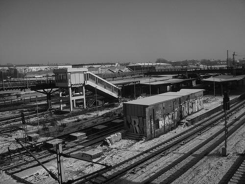 Berlin Estação de trem
