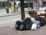Amsterdam é uma cidade limpa?
