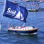 Grandes veleiros visitam Amsterdam: Sail 2010