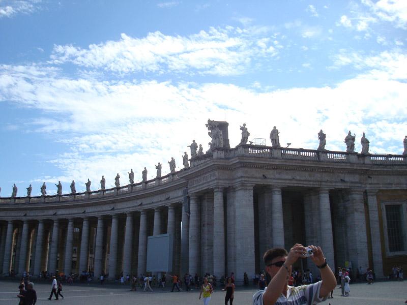 Fotografando: Vaticano