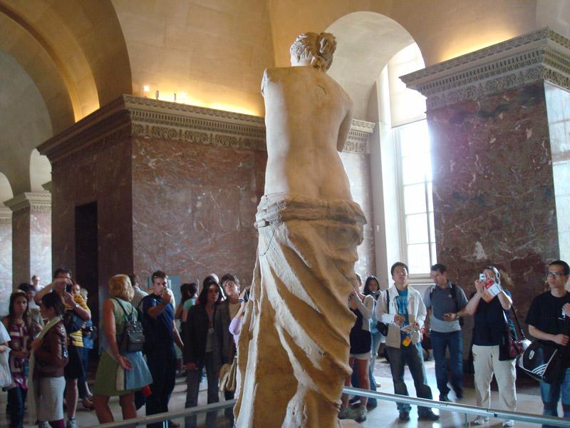 Dica de fotografia em Paris: Louvre