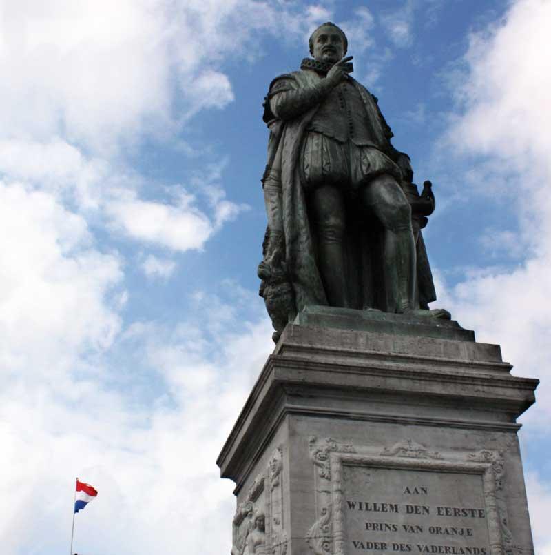 História da Holanda