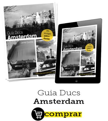 Compre o Guia Ducs Amsterdam!