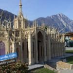 A Suíça em miniatura: parque para visitar com crianças e adultos