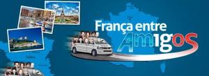 Logo França entre amigos