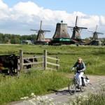 Zaanse Schans, a típica Holanda dos Moinhos