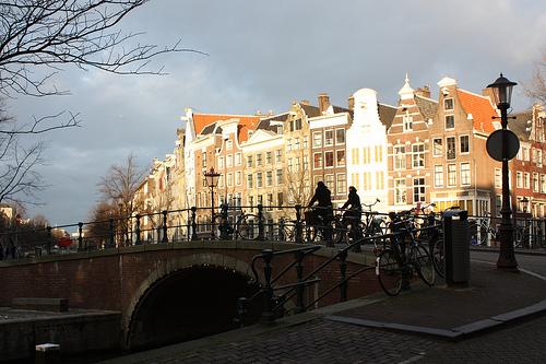 Amsterdam: roteiro de poucas horas para uma conexão