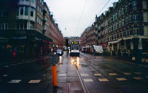 Amsterdam_chuva_tram