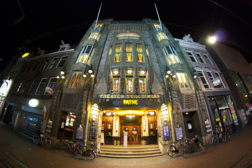 Theater Tuschinski by Night