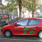 Aluguel de carros compartilhados em Amsterdam