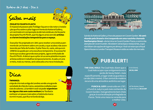 Guia de Londres: disponível em ebook e papel