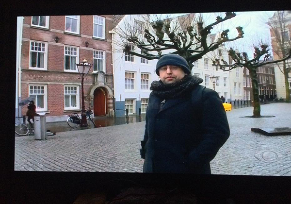 Daniduc na TV
