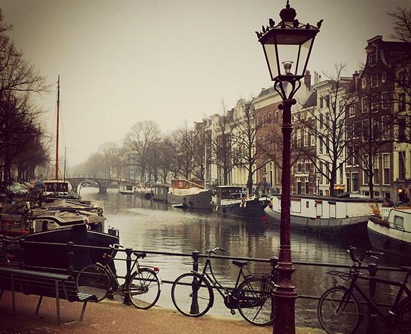 Amsterdam: canais