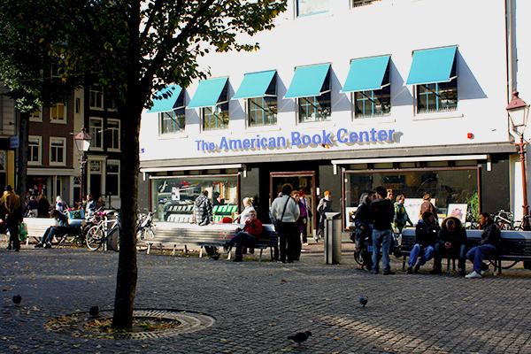 Livraria na Spui em Amsterdam