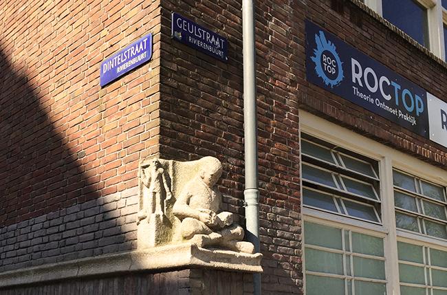 Geulstraat rua Amsterdam