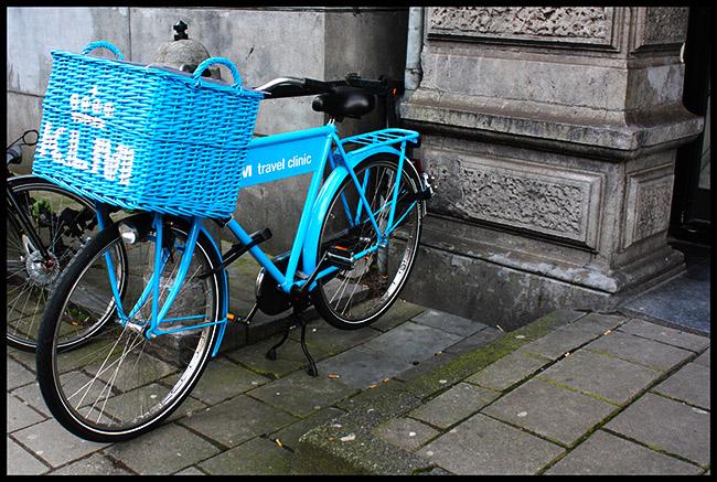 KLM Bicicleta