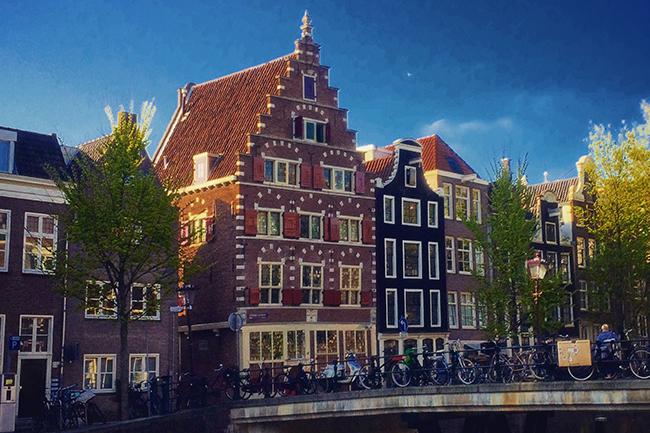 Casas na Holanda