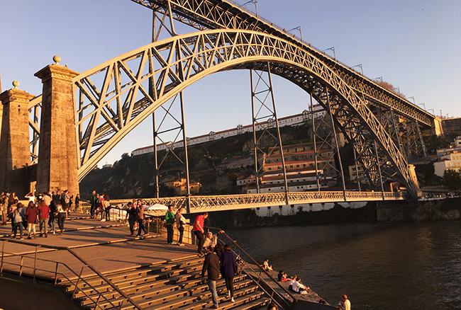 Porto, Portugal, local do II EEBB