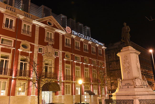 Nh Collection, Praça da Batalha, Porto