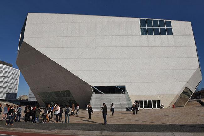 O que fazer no Porto: Casa da Música (Foto: CC BY-NC-ND Associação de Turismo do Porto e Norte, AR.)