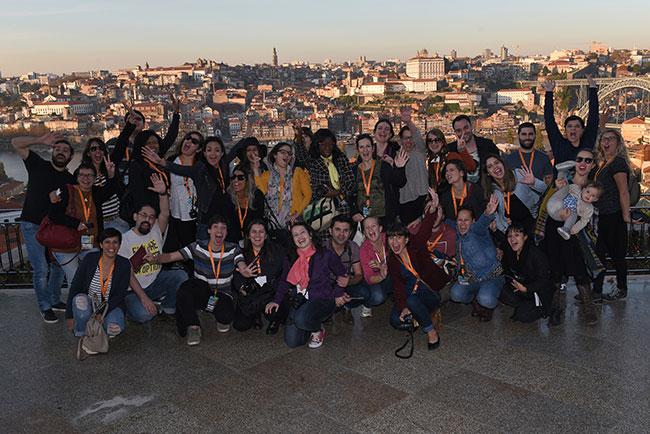 Despedida do II EEBB no Porto, Portugal