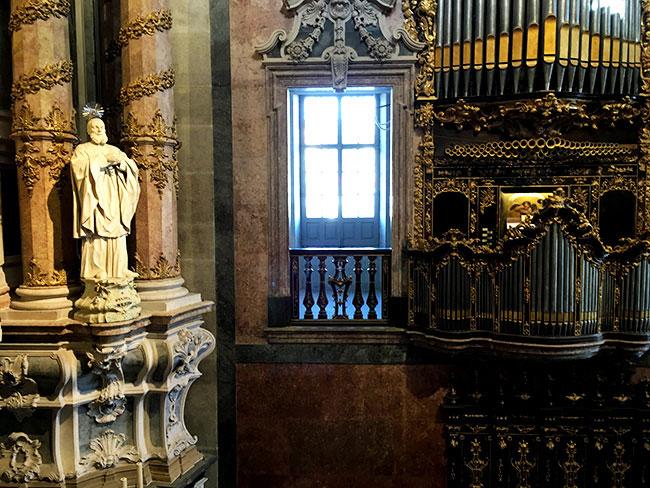 Igreja dos Clérigos, Porto, Portugal