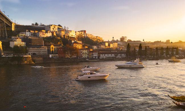 O que fazer no Porto: vista da Ribeira