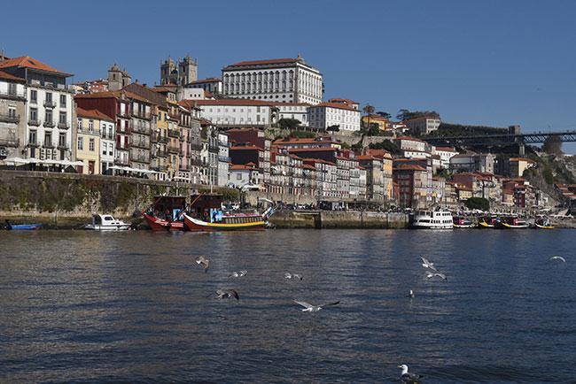 Turismo na cidade do Porto