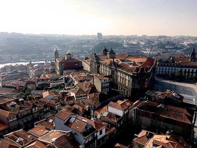O que fazer no Porto: subir a Torre dos Clérigos