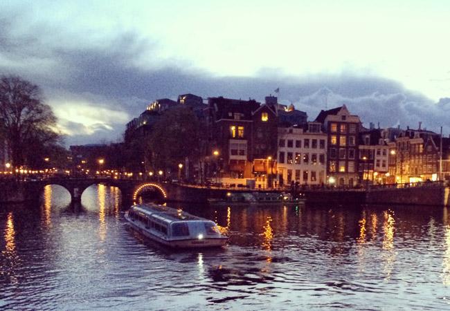 Amsterdam Romântica